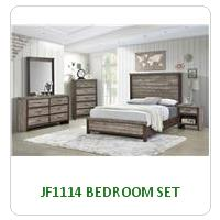 JF1114 BEDROOM SET